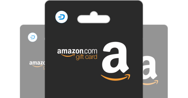 Buy Amazon Vouchers Gift Cards With Dash Bitrefill